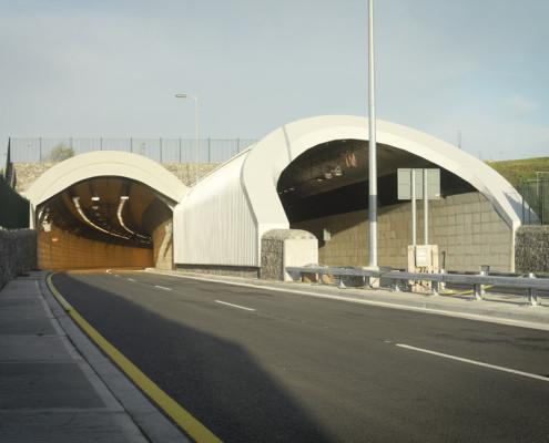 Dublin Port Tunnel Ierland - NedMobiel